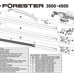 Forester Exploded View