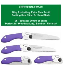 Silky PocketBoy ExFine Tooth 13and17cm