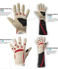 Bionic Lady Gardening Gloves Features