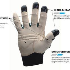 Bionic ReliefGrip Gardening Gloves Features Men