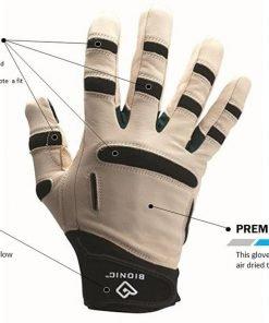 Bionic ReliefGrip Gardening Gloves Features2 Men