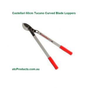 Castellari 60cm Tucano Curved Blade Loppers