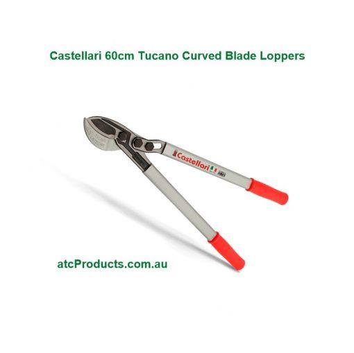 Castellari 60cm Tucano Curved Blade Loppers2