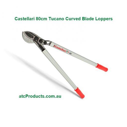 Castellari 80cm Tucano Curved Blade Loppers1