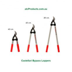 Castellari Bypass Loppers Three Sizes