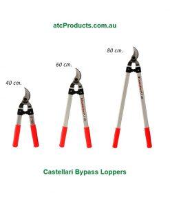 Castellari Bypass Loppers Three Sizes