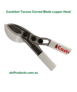 Castellari Tucano Curved Blade Lopper Head