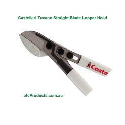 Castellari Tucano Straight Blade Lopper Head
