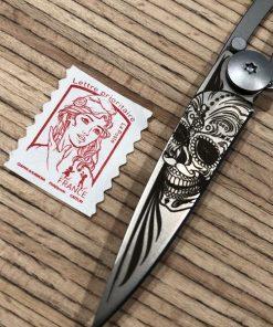 Deejo Tattoo 15g Latino Skull Blade 600