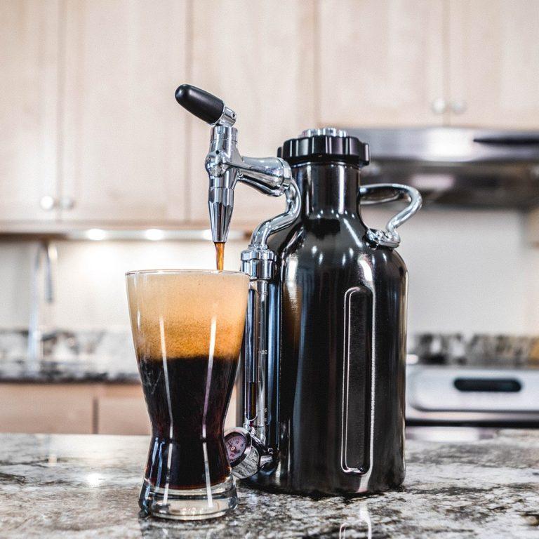 uKeg Nitro Cold Brew Coffee Maker5