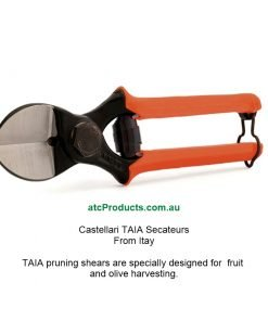 Castellari Taia Secateurs From Italy