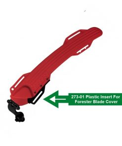 Plastic Insert For Forester Blade Cover