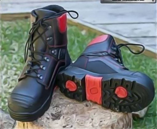 Prabos Climbing Chainsaw Boots