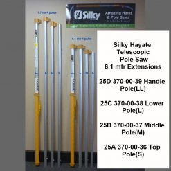 Silky Hayate 6.1mtr Telescopic Pole Saw Extensions