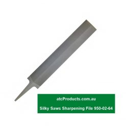 Silky Saws Non Impulse Hardened Teeth Sharpening File