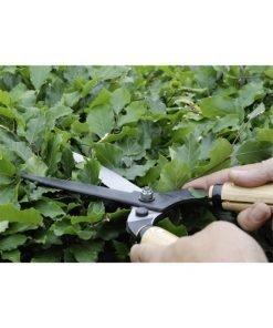 Okatsune Hedge Shear 214 Using as Short Handle