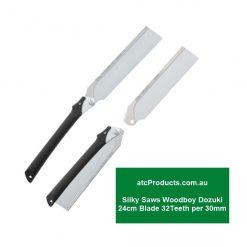 Silky 384-24 Woodboy Dozuki 24cm Blade