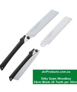 Silky 386-24 Woodboy Dozuki 24cm Blade