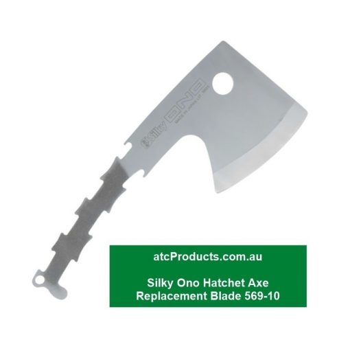 Silky Ono Hatchet Axe 569-10 Replacement Blade