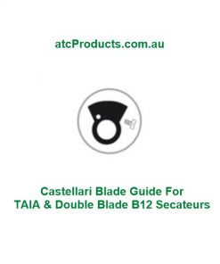 Castellari Blade Guide TAIA and Double Blade Secateurs