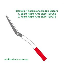 Castellari Forbicione Hedge Shears Right Arm