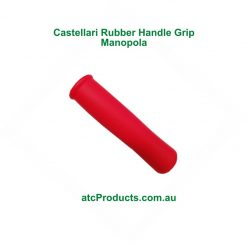 Castellari Rubber Handle Grip Manopola