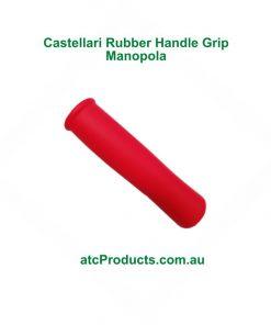 Castellari Rubber Handle Grip Manopola