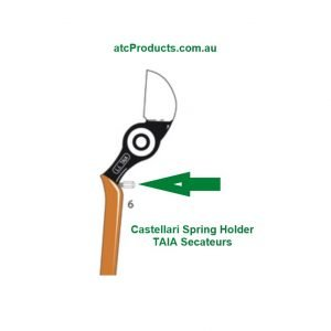 Castellari Spring Holder TAIA Secateurs