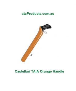 Castellari TAIA Secateurs Orange Handle