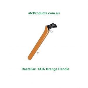 Castellari TAIA Secateurs Orange Handle