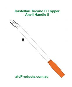 Castellari Tucano C Lopper Anvil Handle8