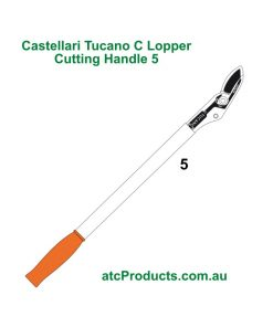 Castellari Tucano C Lopper Cutting Arm5