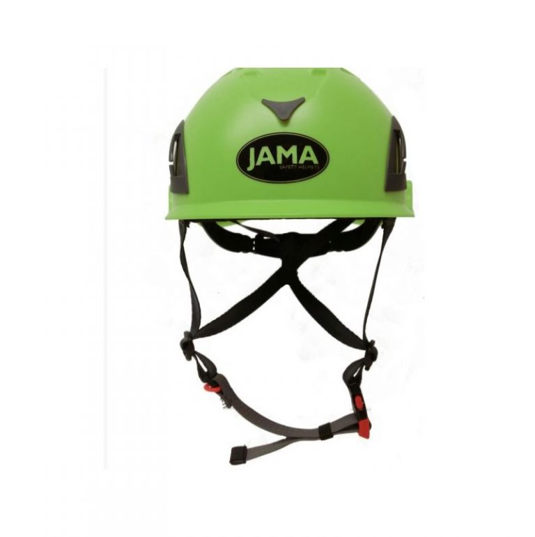 Jama Climbing Safety Helmet Green