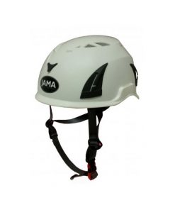Jama Climbing Safety Helmet White