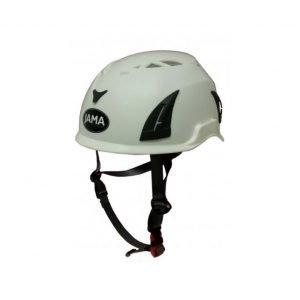 Jama Climbing Safety Helmet White