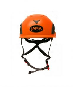 Jama Climbing Safety Helmet Orange
