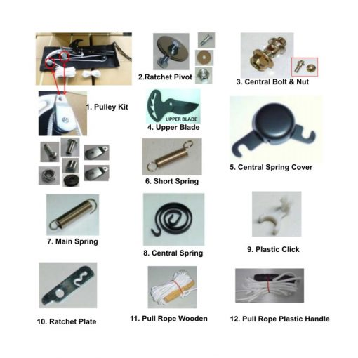 Sintung Ratchet Lopper Parts