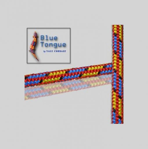 Yale Blue Tongue Climbing Rope 11.7mm