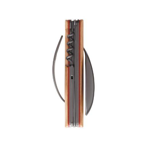 Akinod MultiFuction Cutlery 13h25 Olivewood4