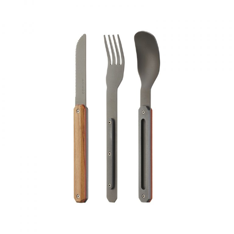 Akinod Straight Magnetic Cutlery 12H34 Olivewood4