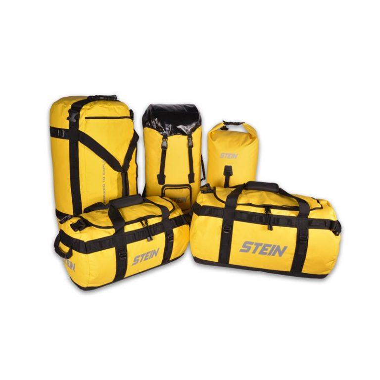 Stein Metro Kit Bags Yellow