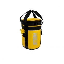 Stein vault30 Rope Bag Yellow 30ltr with zip and pocket
