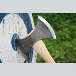 Tuahati Clean Skin Throwing Axe