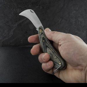 Baldeo4 Billhook 11cm Folding Knife