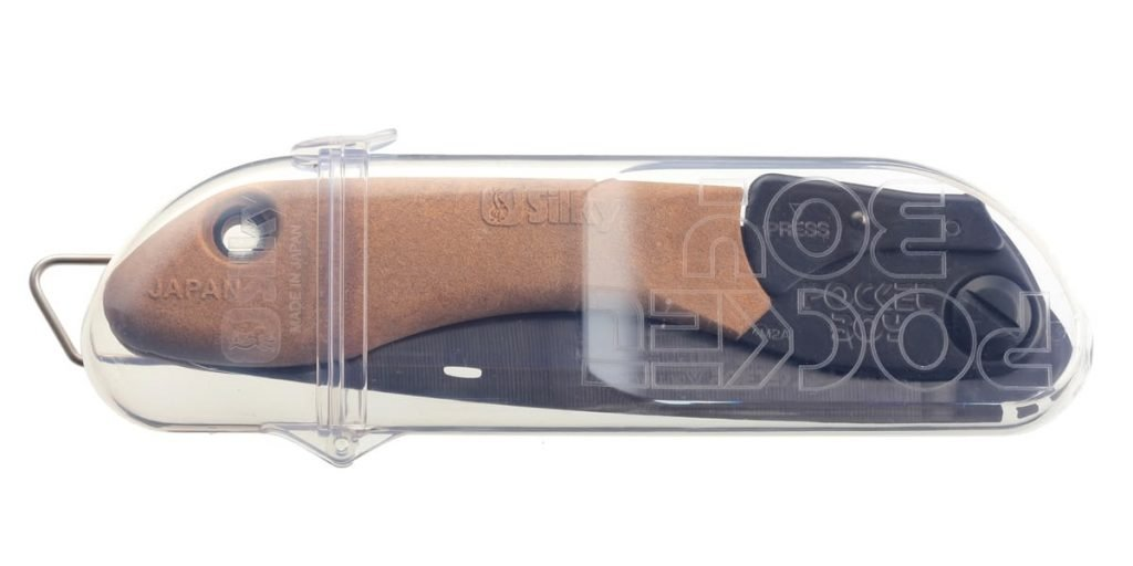 Outback Silky PocketBoy In Case