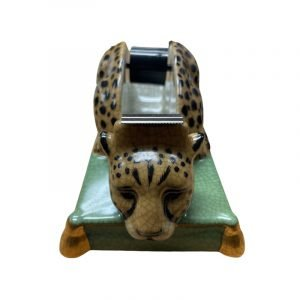 CAM Jungla Jaguar Tape Dispenser Looking at You