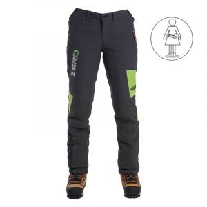 Clogger Zero Trousers Contrast Womens Front