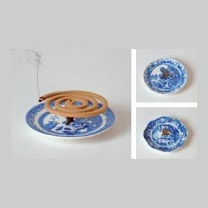 Seletti Ispiral Mosquito Dish